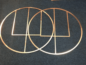 manufacture of gaskets - copper gaskets
