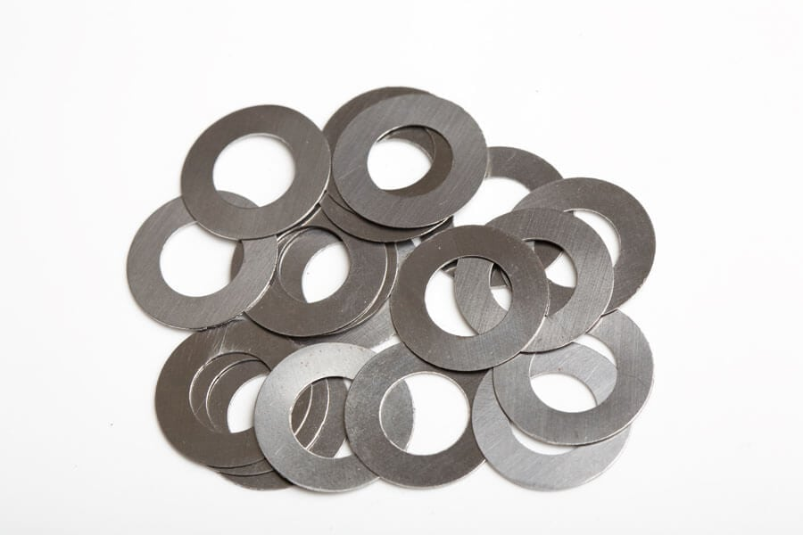 Shim washer properties – a multitude of variations