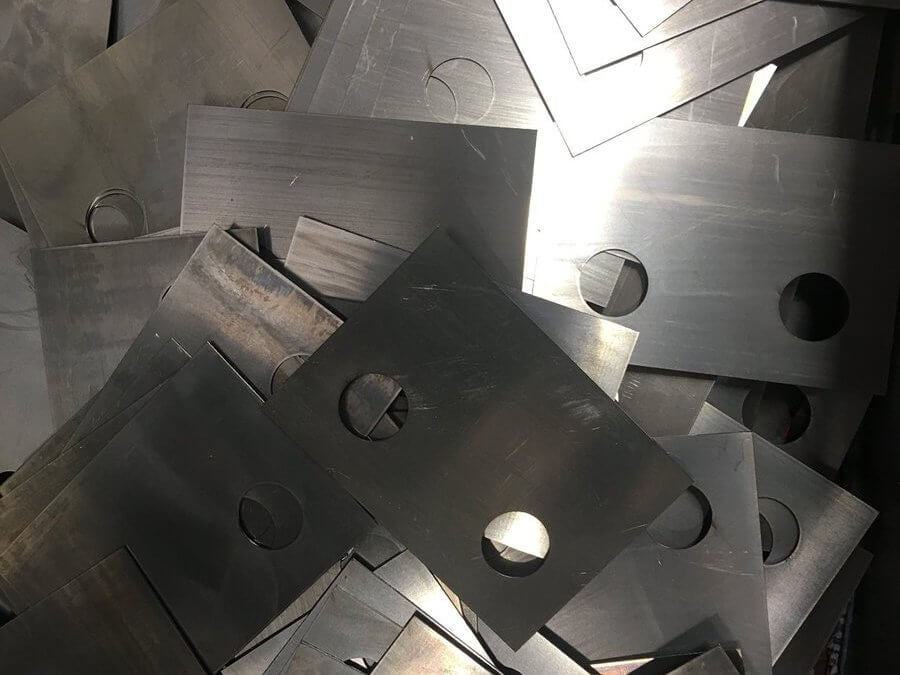 Shim cutter – pre-cut shims for different uses