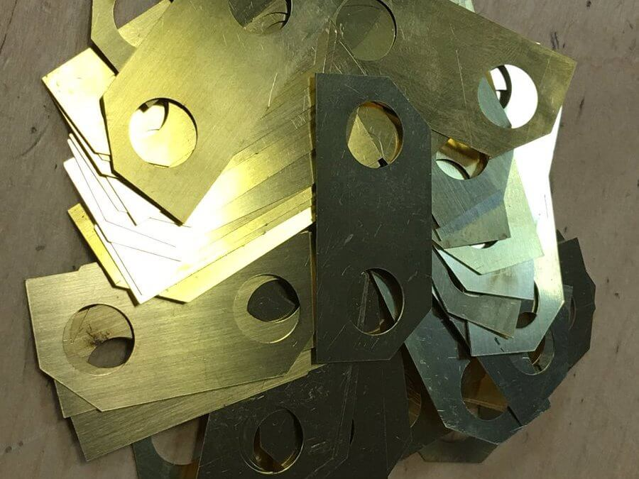 Brass Shim Manufacturers at Stephens Gaskets