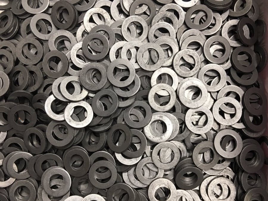 Turned Washer Manufacturing at Stephens Gaskets