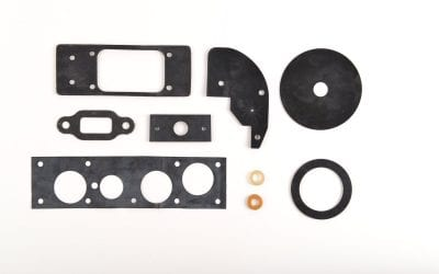 Rubber gaskets and seals | Versatile components for your project