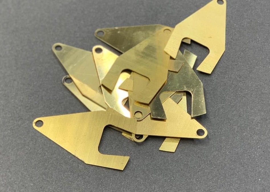 Why you should use laser cutting to create mechanical components