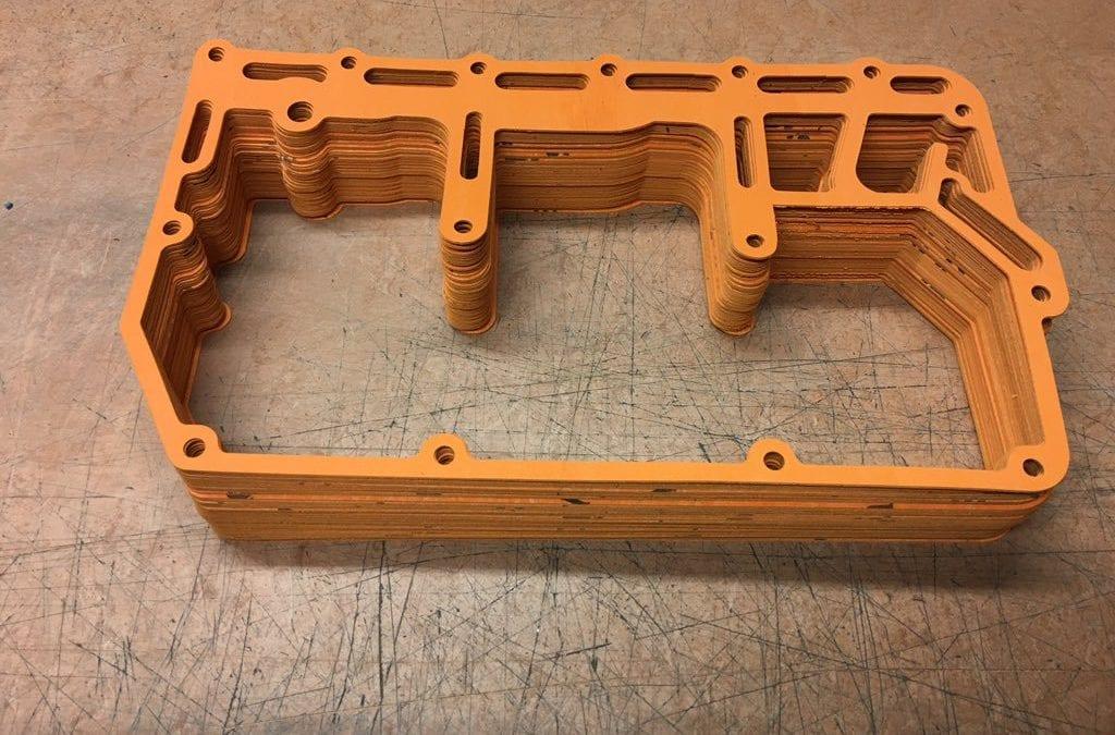 Laser Cut Gaskets | Stephens Gaskets | Laser Cutting