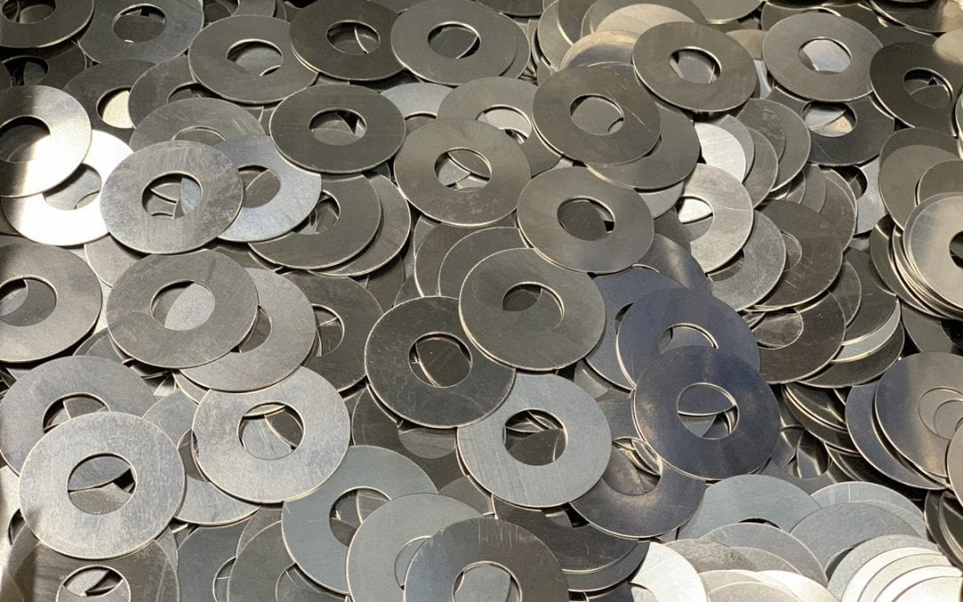 Types of shim washers – The many different materials at Stephens Gaskets