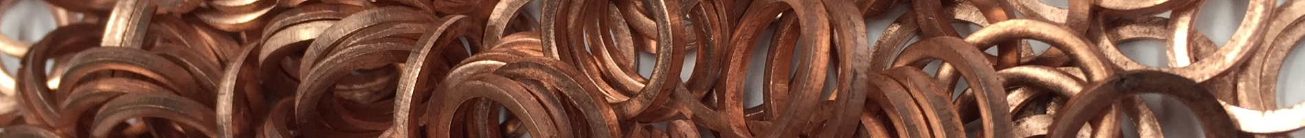 copper shim washers