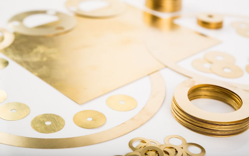 Brass foil experts; 70 years of expertise at Stephens Gaskets