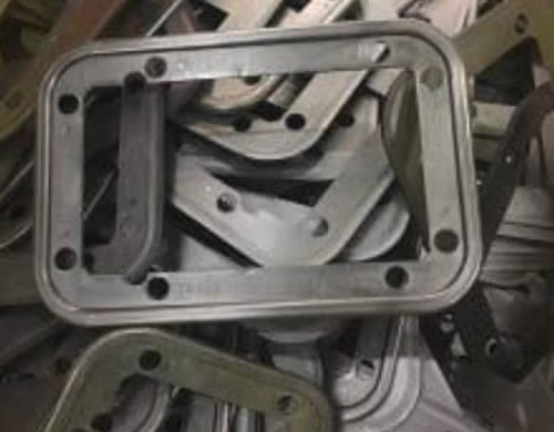 Pile of cylinder head gaskets
