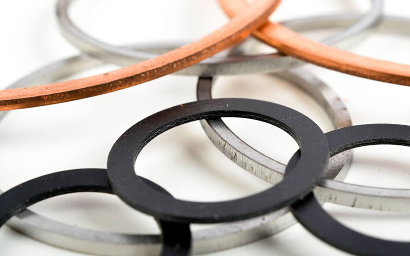 exhaust gasket material