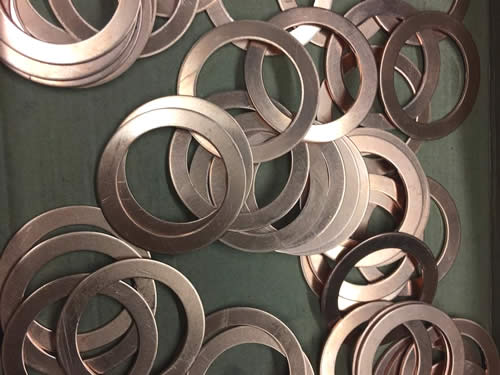 stainless steel shim packs