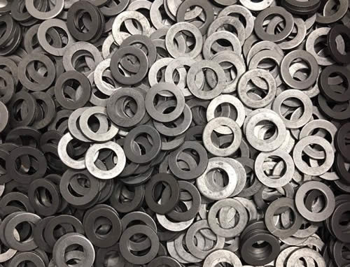 turned washers