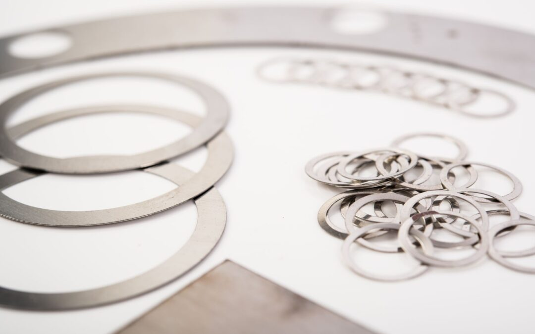 stainless steel shim washers
